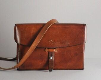 Vintage Fratelli Rosetti Stiefel geschnürt Schnürsenkel Leder Schlittschuhe Steampunk 37,5