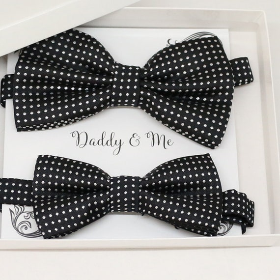 Gold kids bow tie,Gold bow tie Ring bearer bow Grandpa and me Gold Bow tie set for daddy and son Father son match bow Daddy me gift set