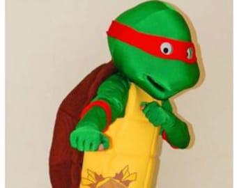 Teenage Mutant Ninja Turtles. Mascot