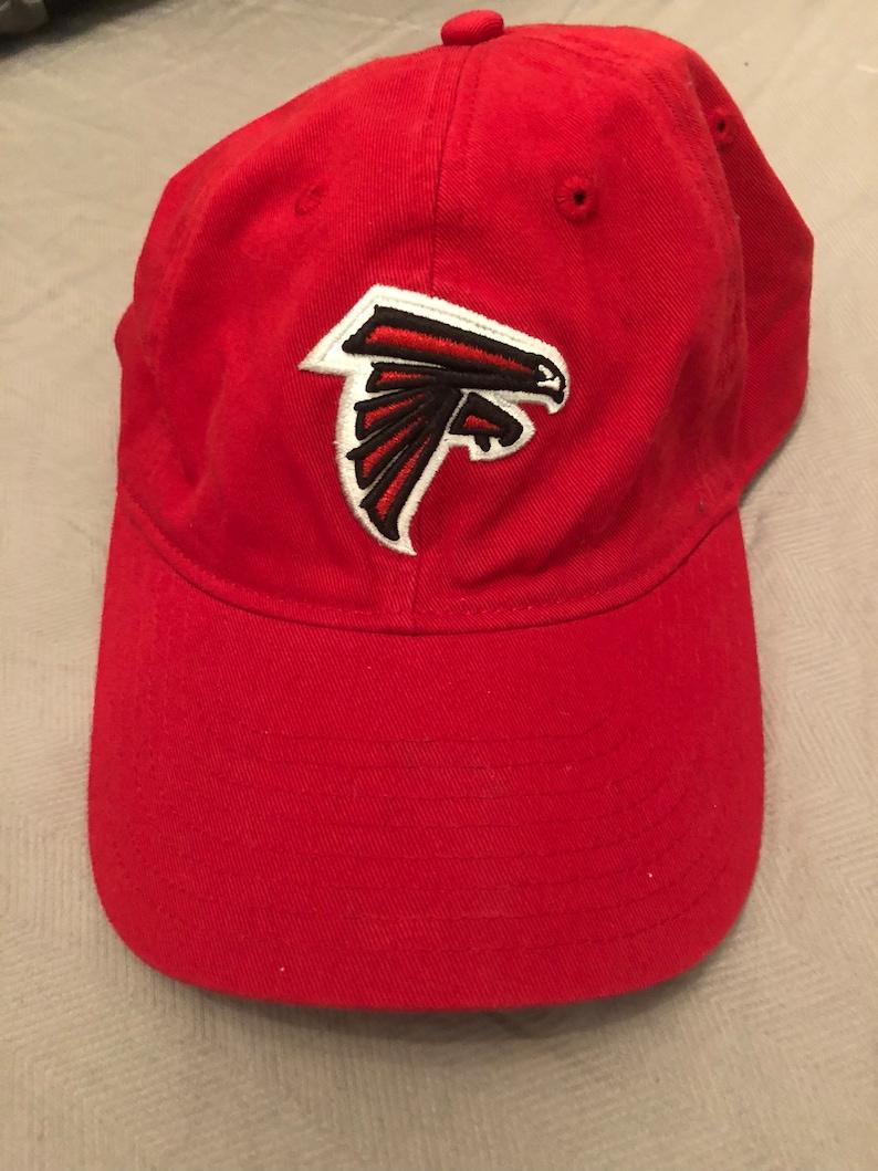 9ac67ba6 Atlanta Falcons dad hat | Etsy