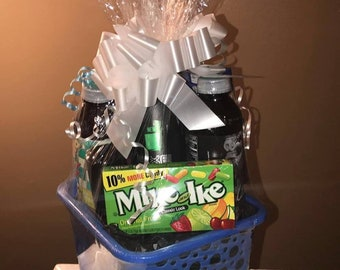 Men's Choice Basket