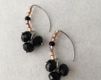 Mocha Ebony Earrings