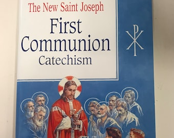 First Communion Catechism  (Brand New)