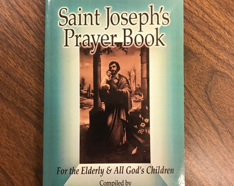 Vintage 1984 Our Baby Book Saint Joseph Edition Catholic Hardback Baby Baby Books & Albums