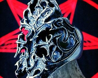Necromancer  Ring