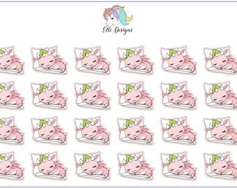 DeeDee Sleeping Tired Pink Dragon - Character Sheet