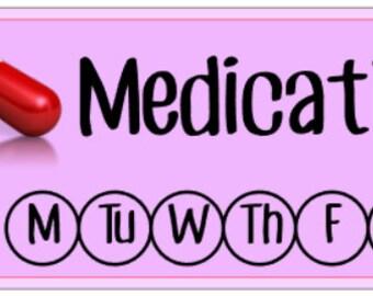 Medication Habit Tracker - Have you taken your medication today?