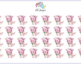 DeeDee Dragon Book Reader - Character Sheet