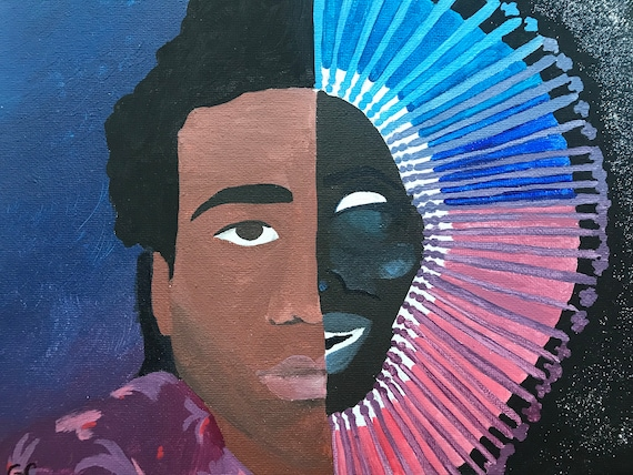 Evolution Of Childish Gambino Etsy