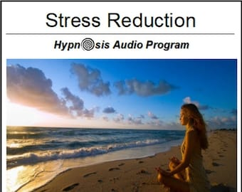 Stress Reduction Hypnosis MP3 Download