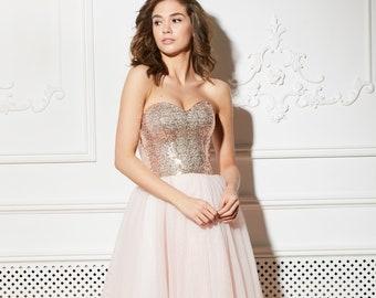 dcafac7d7d2 Blush Evening Dress