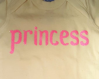 Princess 100% Cotton T Shirt Sizes NB to 18 months