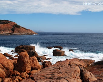 Cape le Grand, Australia, Photography Print, Fine Art, Landscape Photography, Photography, Nature Photo, Photo Print, Canvas, Beach, Photo