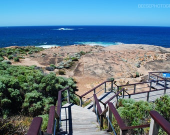 Where Oceans Meet, Australia, Photography Print, Fine Art, Landscape Photography, Photography, Nature Photo, Photo Print, Canvas, Beach