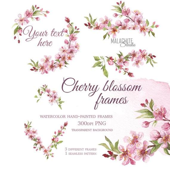 frames and wreath flowers birthday wreath clipart floral frames hand drawn flowers arrangment Marker Flowers set 18 floral clipart