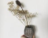 Small concrete pot/pen holder