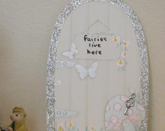 Fairy Door, Tooth fairy door, Fairy accessory