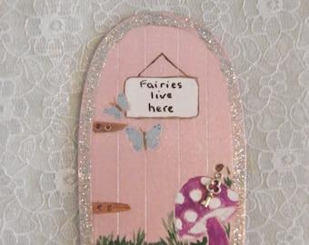 Fairy door, Tooth fairy door.