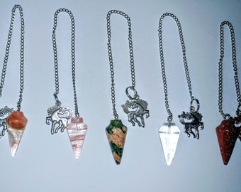Beautiful Pendulum with Unicorn chain