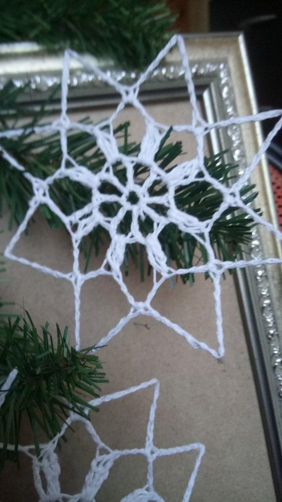 Schneeflocken White Christmas home Dekore Weihnachten   Etsy