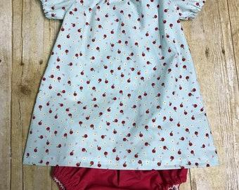 Baby Summer Dress, Baby Dress, Toddler Dress