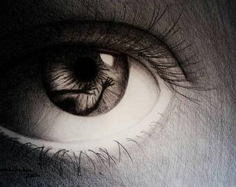 Eye Drawing Artsy