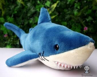 Shark Stuffed Animal Plush Toy