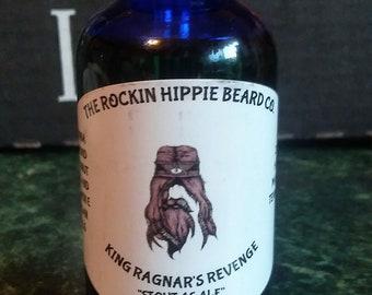 king ragnars stout as ale beard oil