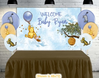 Classic Pooh Party Etsy