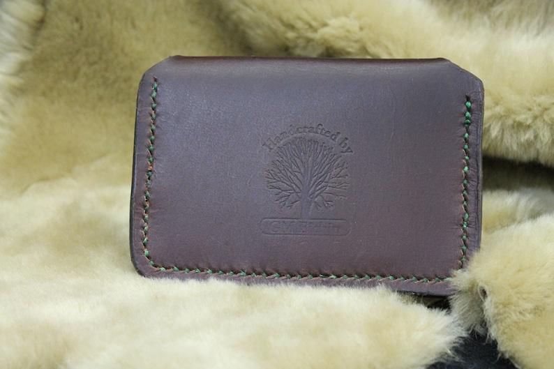 Water Buffalo Card Wallet