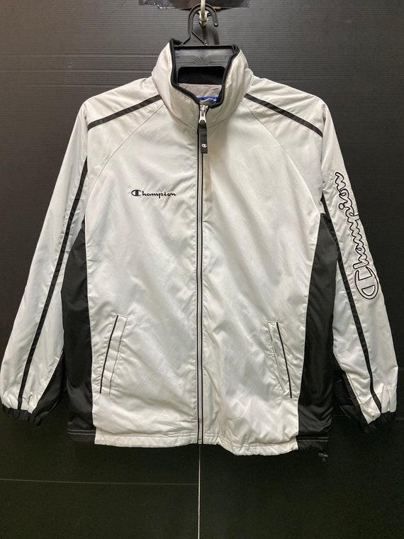 Vintage Champion Big Ligo Jacket
