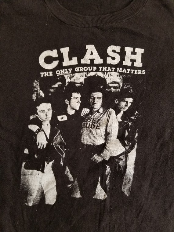 """The Clash """"Take The Fifth"""" with Sam and Dave and … - image 2"""