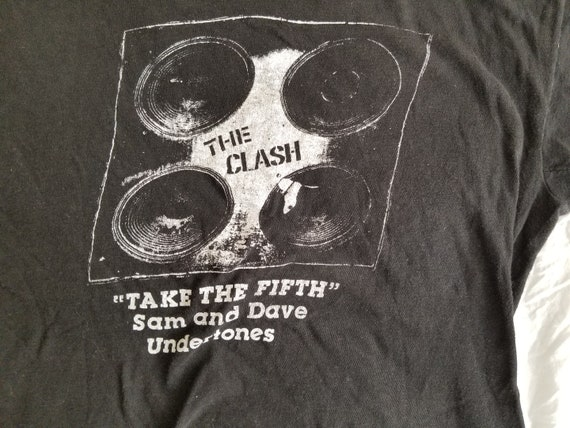 """The Clash """"Take The Fifth"""" with Sam and Dave and … - image 4"""