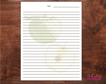 """Green Apples 