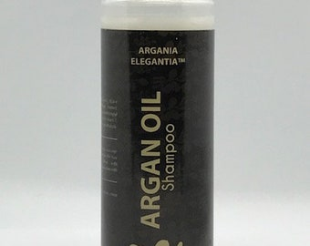 Argan Oil Shampoo (ECOCERT, FDA, & USDA Certified)