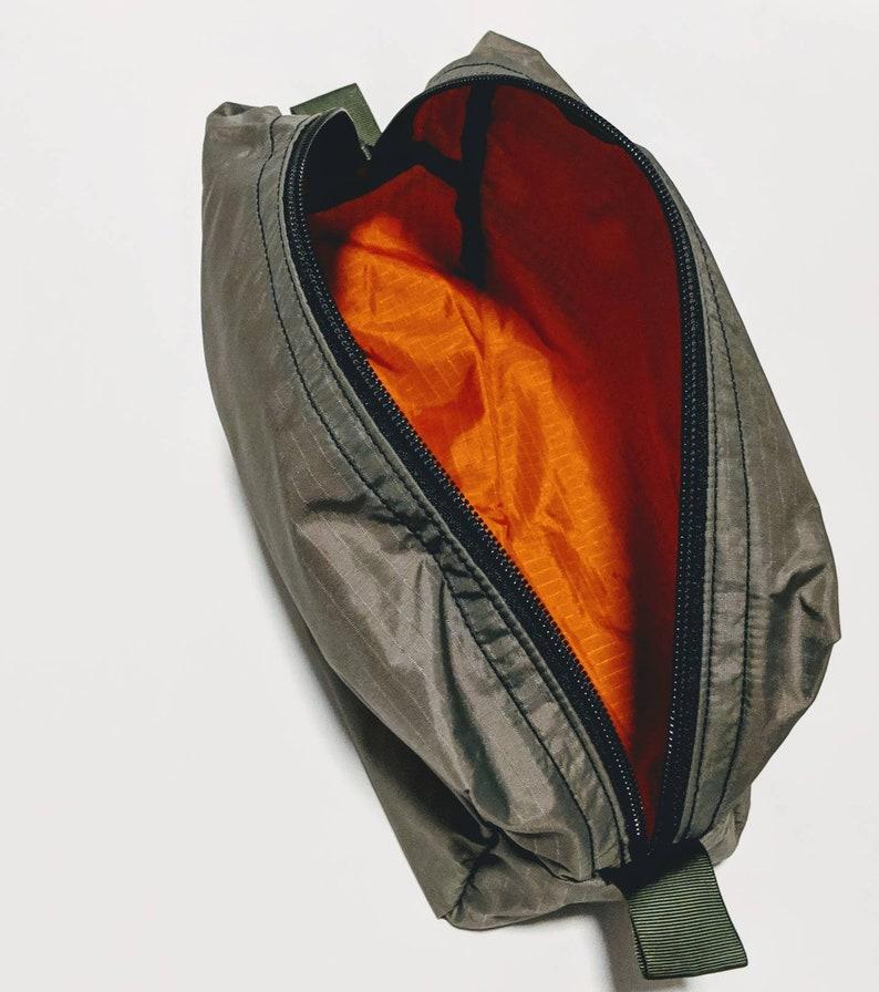 Camping Bag Zipper Burrito Bag Outdoor Gear Travel Bag