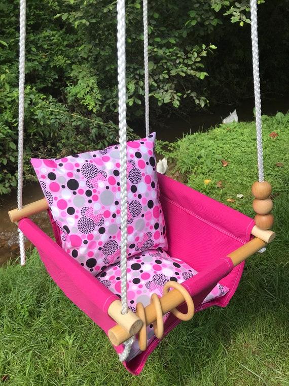 9dd1ffad31ec Swing de bébé bébé Disney Hidden Minnie Mouse balançoire   Etsy