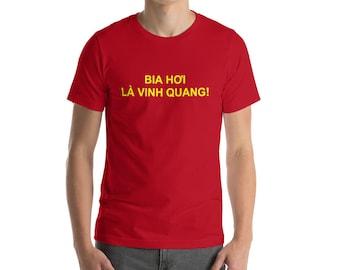 Bia Hơi là Vinh Quang!