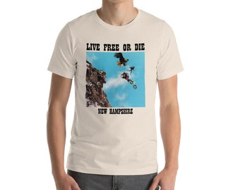 Live Free or Die New Hampshire GENT
