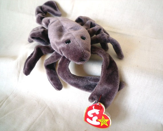 0a4e973f3fd Stinger Beanie Baby Scorpion September 29 1997