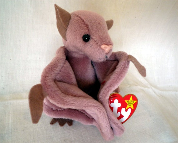 BATTY Beanie Baby October 29 1996  977f4c124