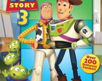 Mix & match toy story three