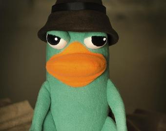 platypus Perry