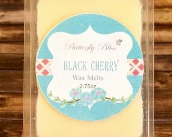 Wax Melts | Wax Tarts | Black Cherry | Candle Tarts | Candle Melts | Flameless Candles | Wax Warmer | Soy Wax Melts | Soy Wax Tarts | Cherry