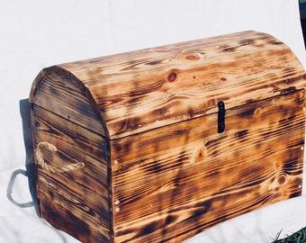 Treasure chest toybox