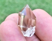 Herkimer diamond gemstone...