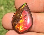 Ammolite Fossile Gemstone...