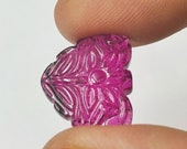 Tourmaline carved healing...