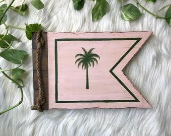 Tropical Palm Tree Wall Art Decor