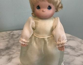Precious Moment Communion Doll